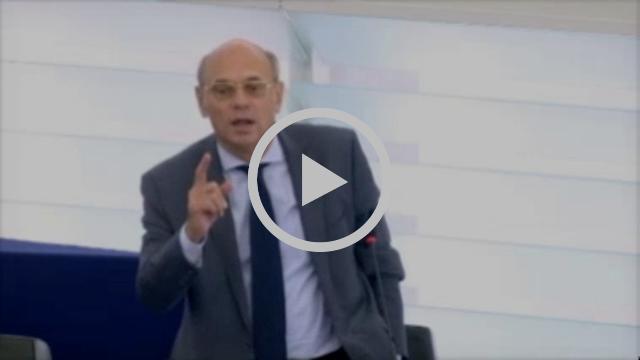 Jean-Luc Schaffhauser sur les priorités du partenariat entre l'UE et l'Egypte pour 2017-2020