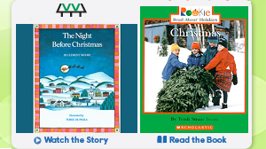 Bookflix Christmas