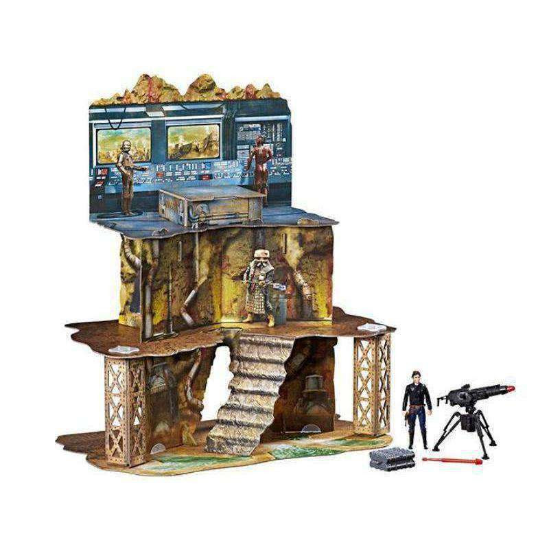 Image of Star Wars Force Link 2.0 Kessel Mine Escape Exclusive Playset (Solo: A Star Wars Story) - Q1 2019