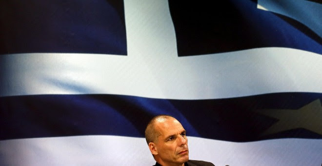 varoufakis. Reuters