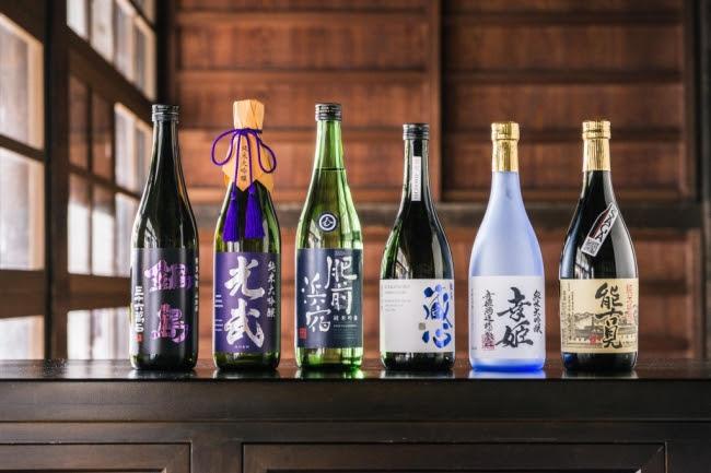 鹿島市の日本酒