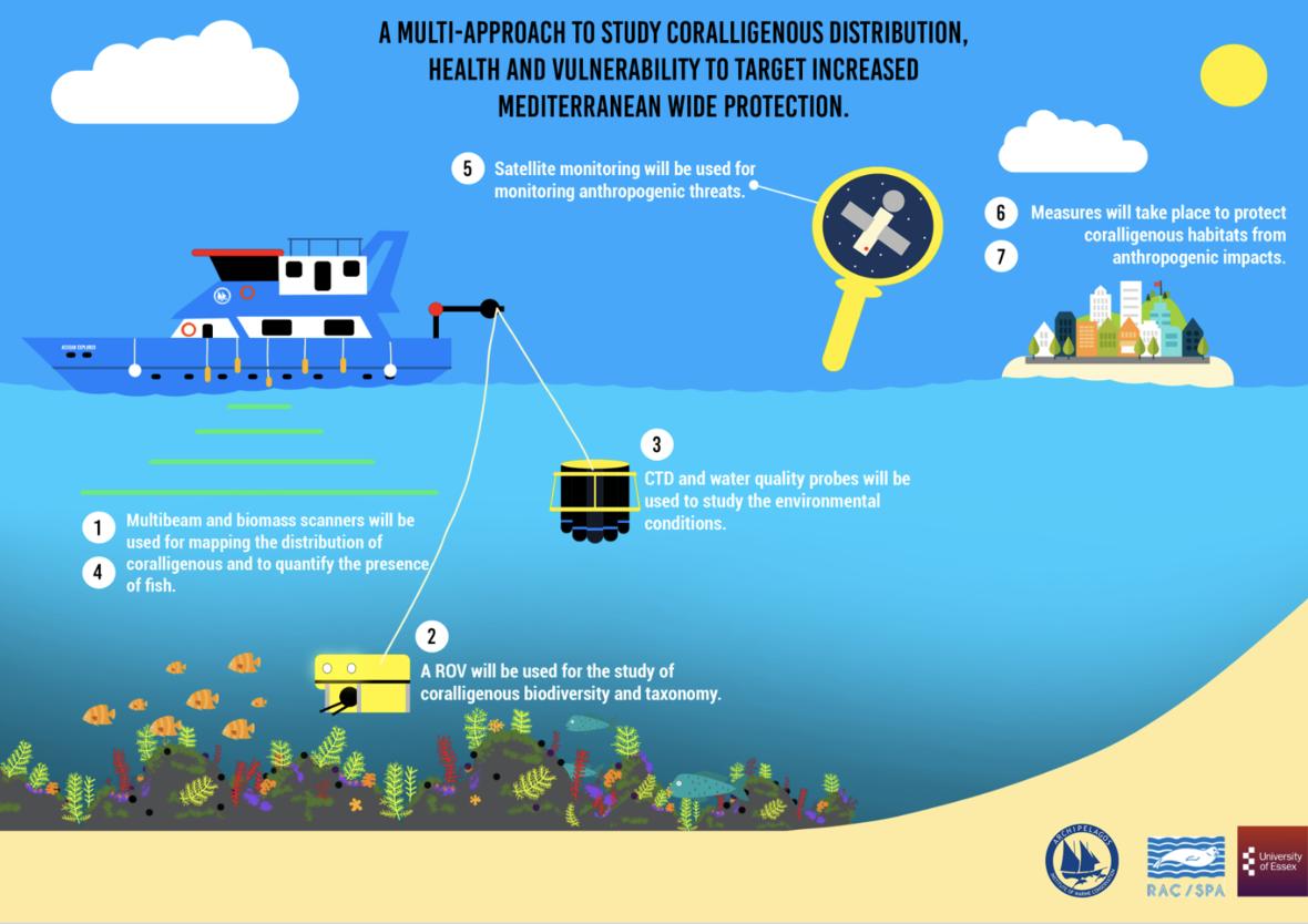 save coralligenous