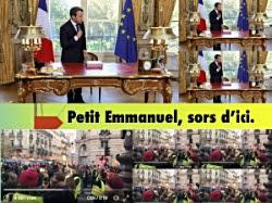 Petit Emmanuel, Sors d'ici !