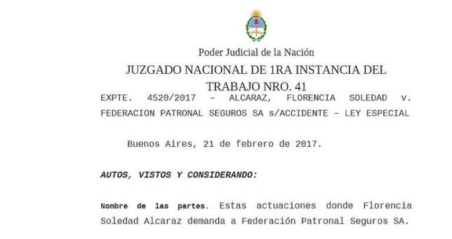 Declaran inconstitucional el DNU que modificó las ART y la ley queda a un paso de caerse