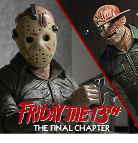 7-INCH ULTIMATE JASON FIGURE