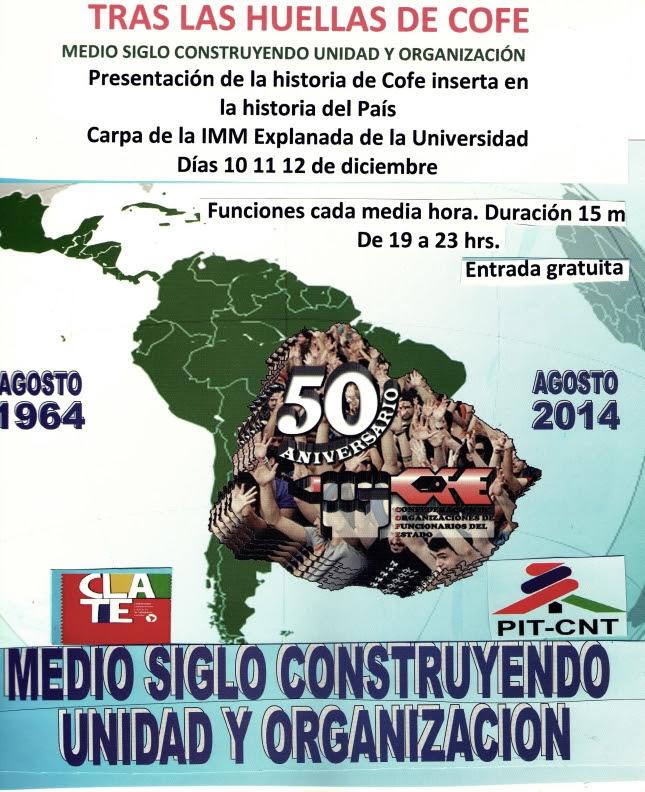 afiche carpa-50 años