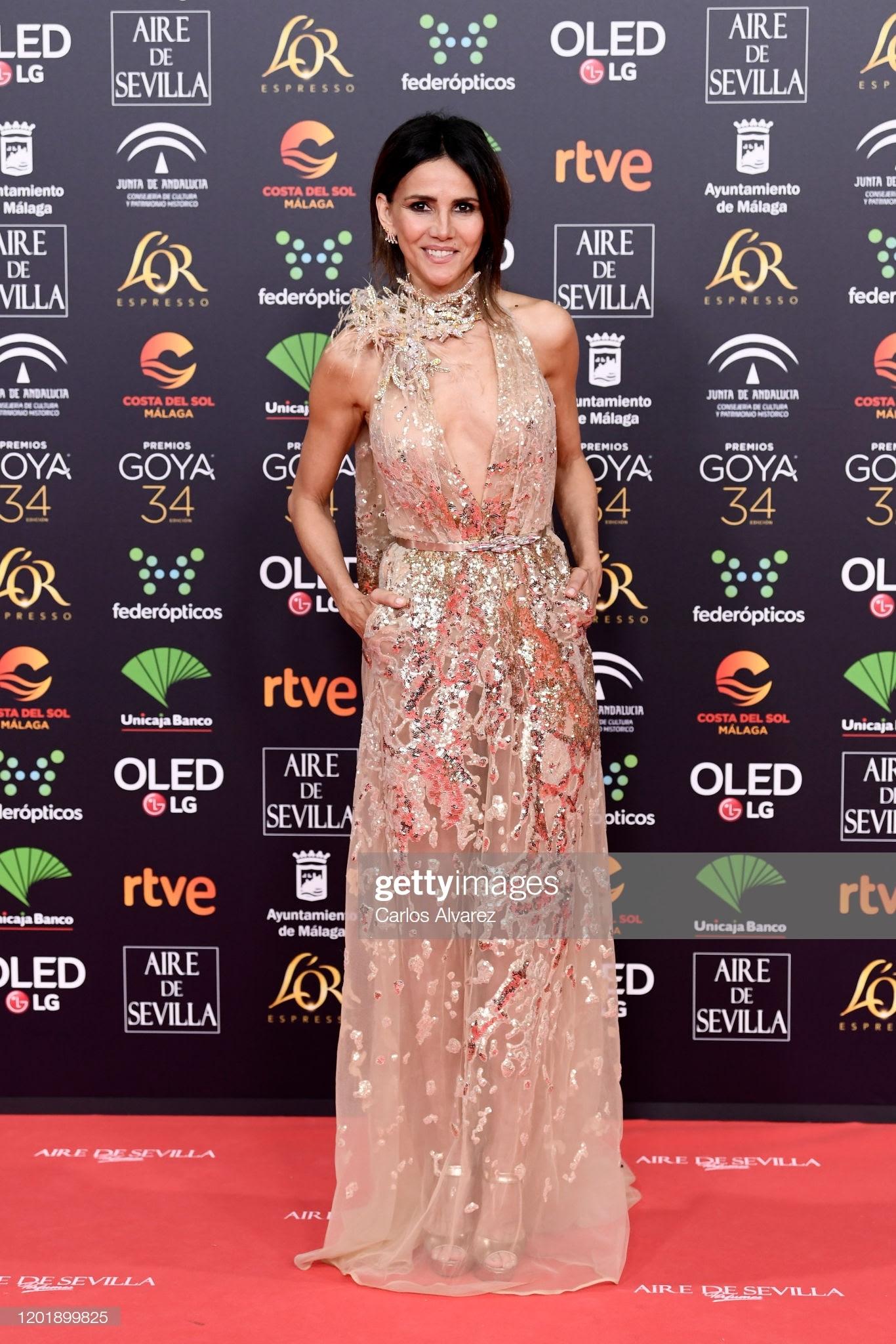 dfb053ec af32 4cae a7e1 dfc04faad763 - Premios Goya 2020 : Looks de todas las celebrities que lucieron  marcas de Replica