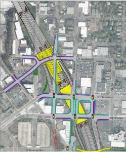 I-5 Overpass Reconstruction