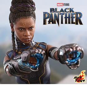 BLACK PANTHER MMS501 SHURI 1/6TH SCALE FIGURE