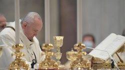 2021.01.06 Santa Misa en la solemnidad de la Epifanía
