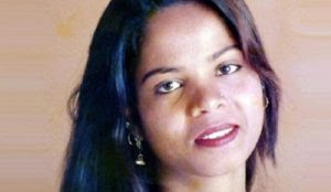 Persecuted Christian Asia Bibi arrives in Canada from Pakistan
