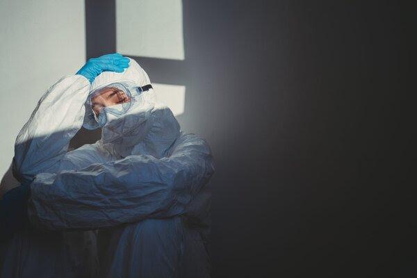 enfermera coronavirus