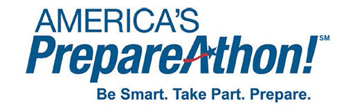 America's PrepareAthon! logo