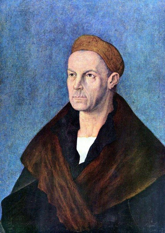 Jakobb Fugger, Durero