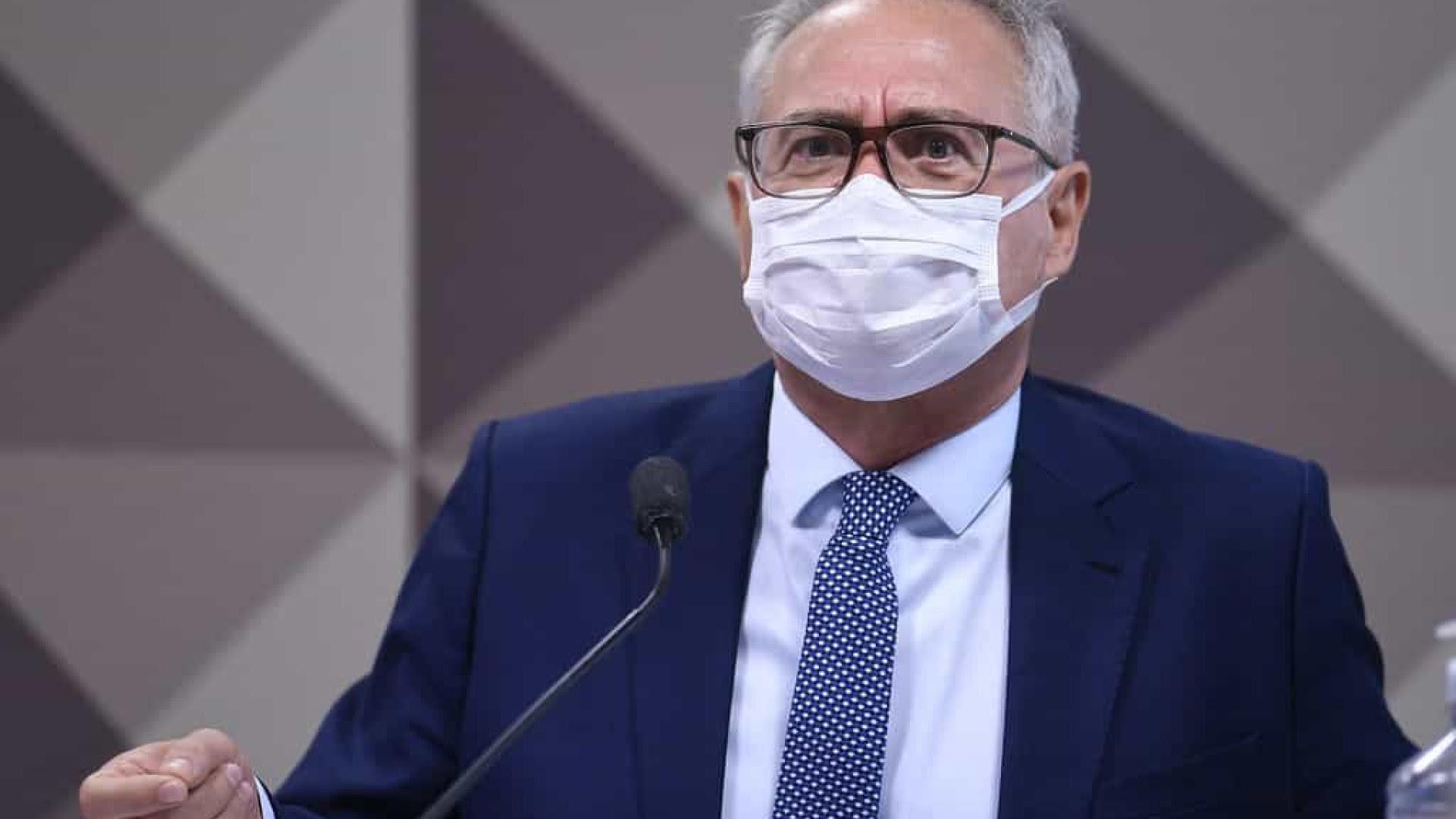 Renan e senador batem boca na CPI aos gritos de vagabundo e ladrão picareta