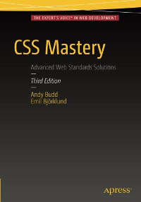 CSS Mastery, 3rd Edition
