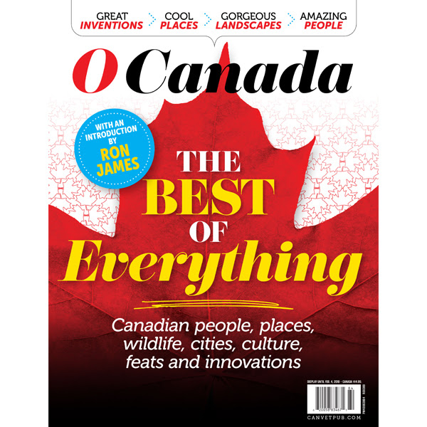 O Canada: The best of everything