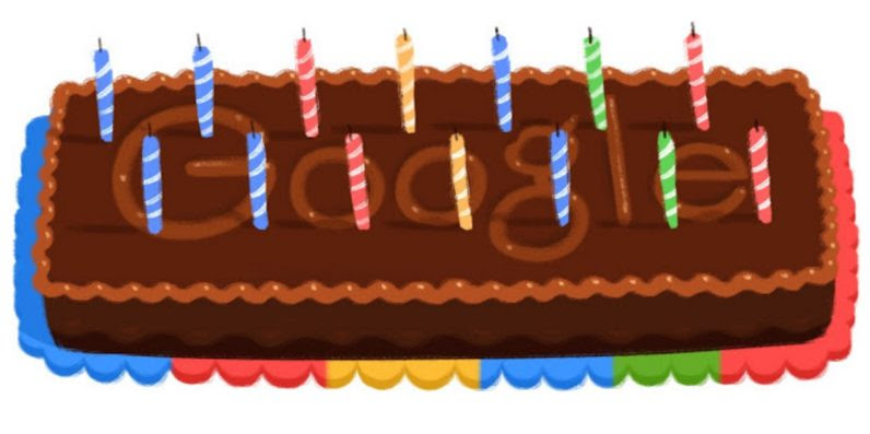 Image result for google birthday