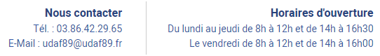Udaf de l'Yonne