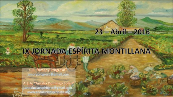Jornada Montillana cartel