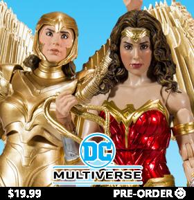 Wonder Woman 1984 DC Multiverse