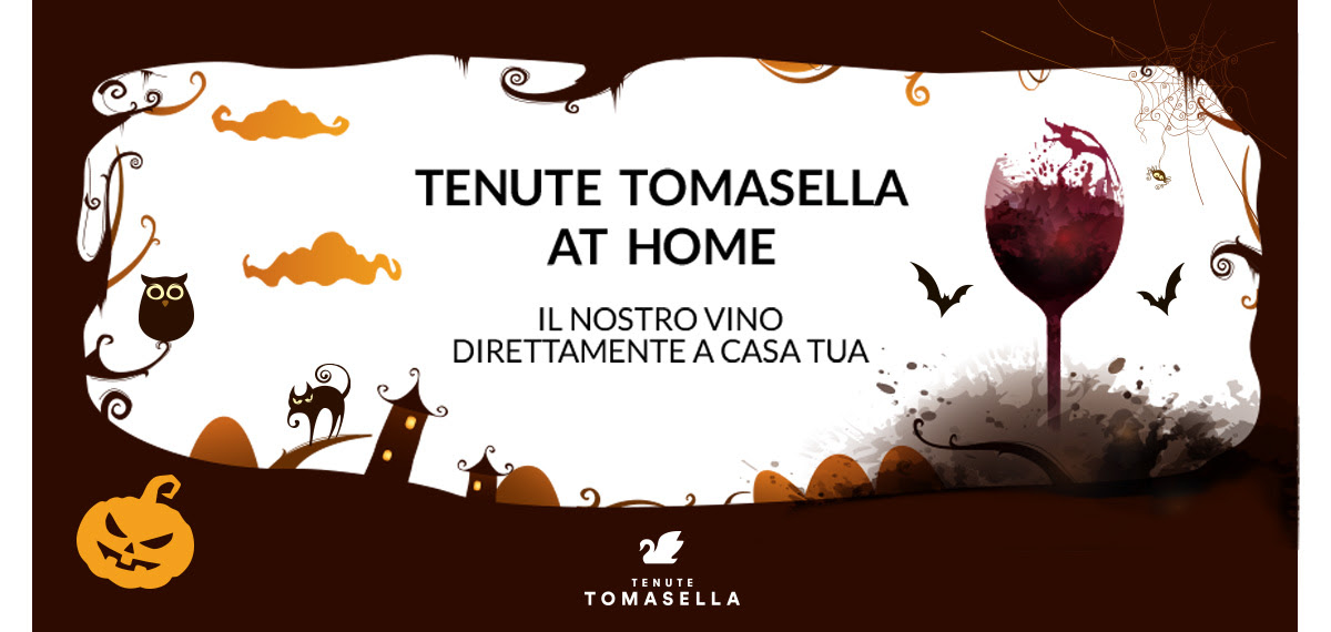 Tenute Tomasella at Home