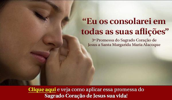 Nosso Senhor vai enxugar suas lágrimas Luiz