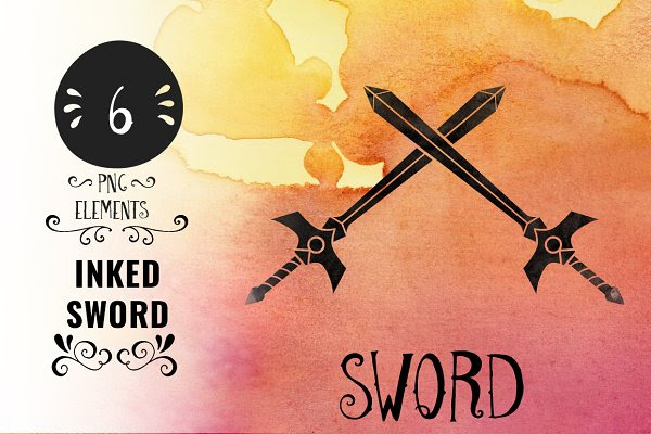 Inked Sword