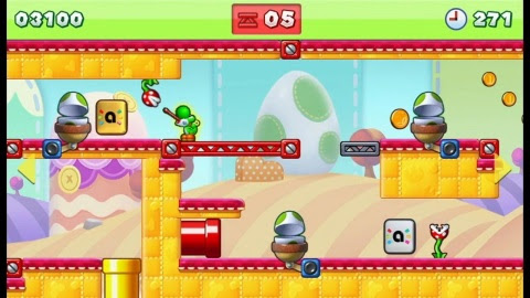In Mini Mario & Friends: amiibo Challenge, make Minis march like never before in this free download. ...