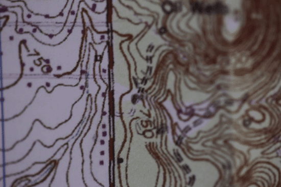 land navigation plotting mgrs coordinates points
