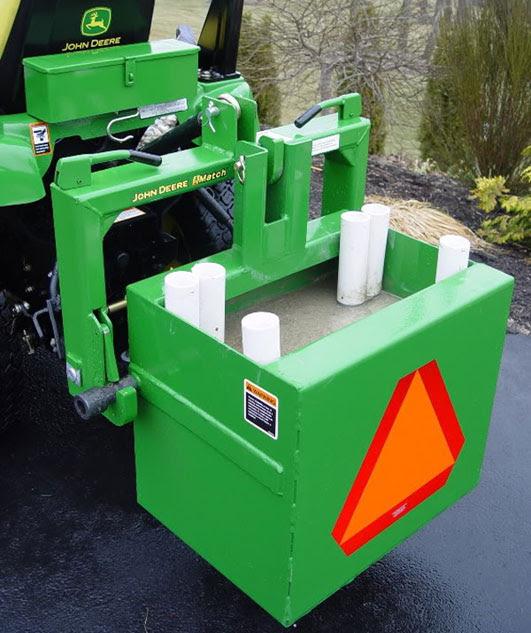 Tractor Ballast Box