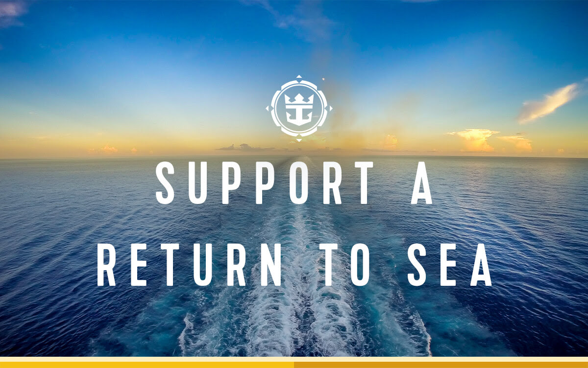SUPPORT A RETURN TO SEA