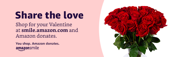 Support us when you shop for your Valentine