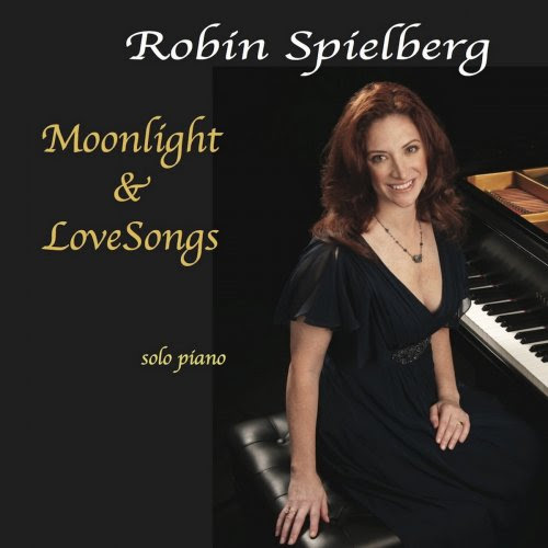 Robin Spielberg – Moonlight & Lovesongs (2018)