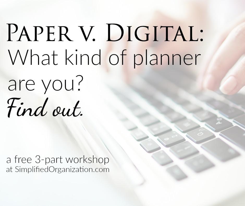 Free 3-Part Planning Workshop