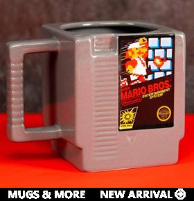 Super Mario Bros. Cartridge Mug