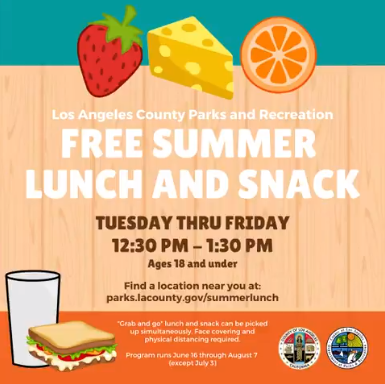 Summer Lunch Programs