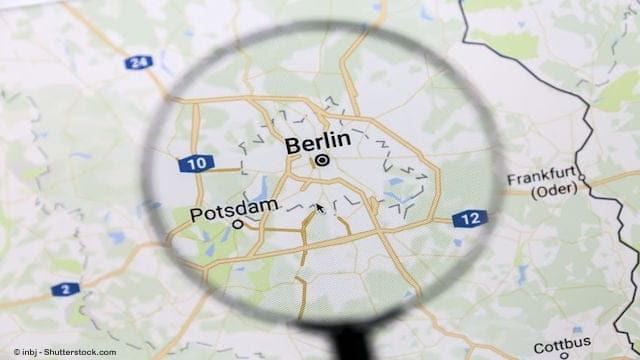 Localizar una dirección en Google Maps