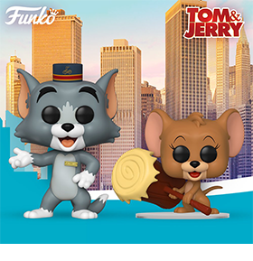 Pop! Movies: Tom and Jerry