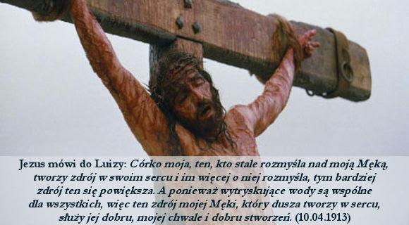 Znalezione obrazy dla zapytania: meka jezusa luiza piccarreta
