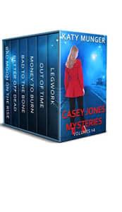 Casey Jones Mysteries: Volumes 1–6
