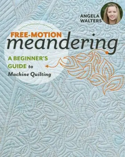 Free-Motion Meandering by Angela Walters