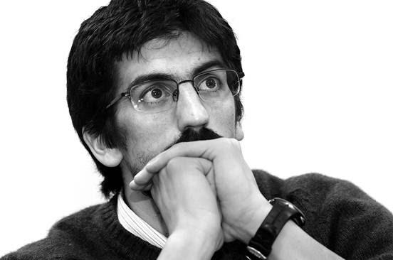Pablo Álvarez. / Foto: Nicolás Celaya (archivo, setiembre de 2012)