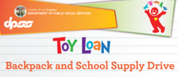 Toy Loan Supply Drive