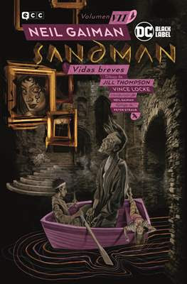 Biblioteca Sandman (Cartoné) #7