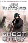 Butcher, Jim - Ghost Story (Signed First Edition)