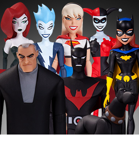DC COLLECTIBLES AND DIAMOND ARRIVALS