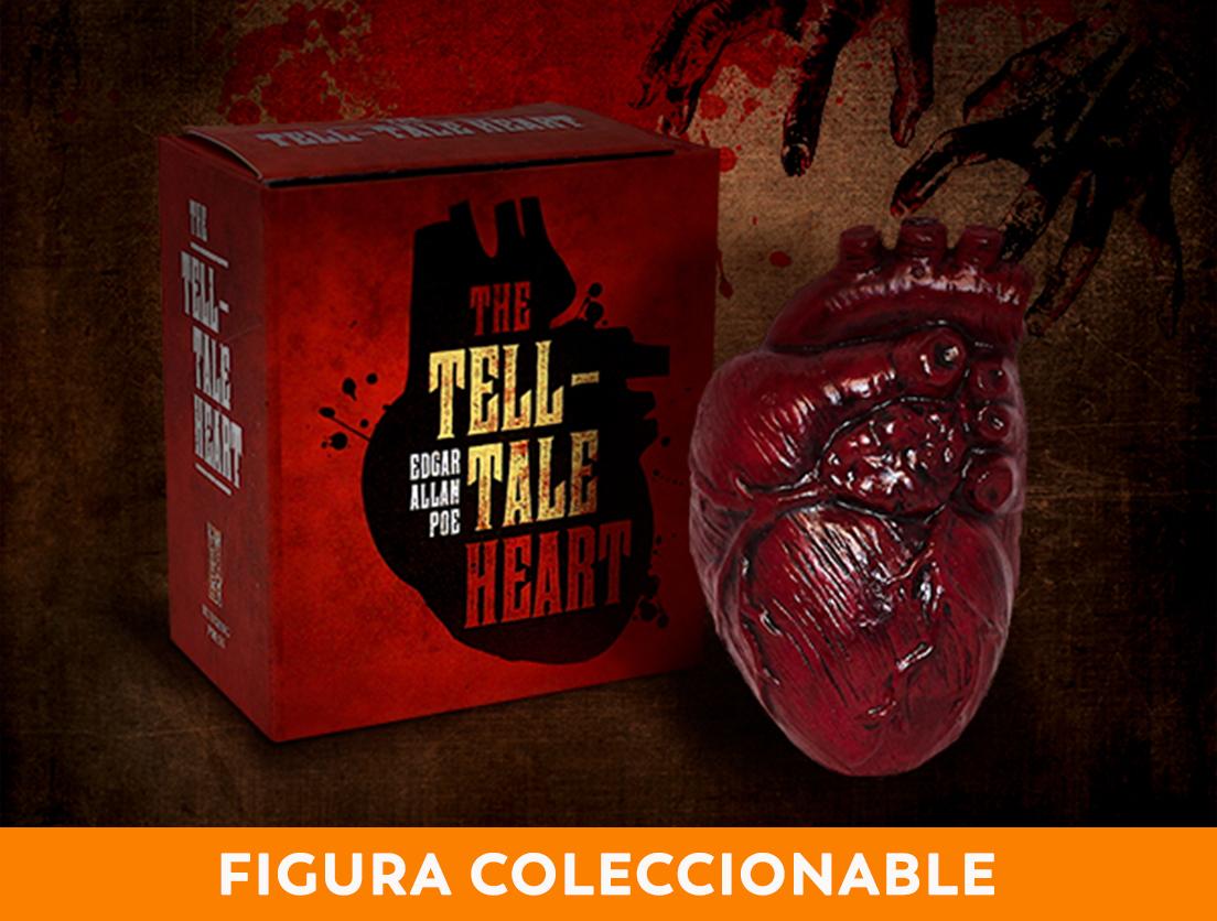 El corazón delator, figura coleccionable