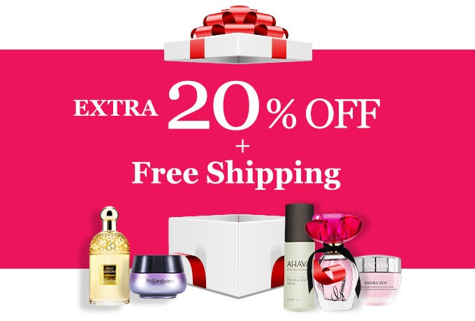 Here's an exclusive offer, for Your Eyes Only! Extra 20% Off + FREE Shipping. Offer ends 02 Jul 2017.