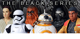 STAR WARS EPISODE VII BLACK SERIES